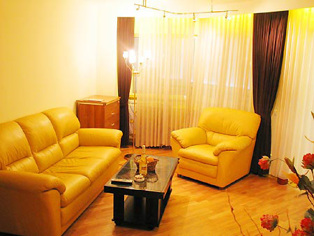 Bucharest Apartment The Decebal Blvd, RENTED FOR LONG TERM!!!