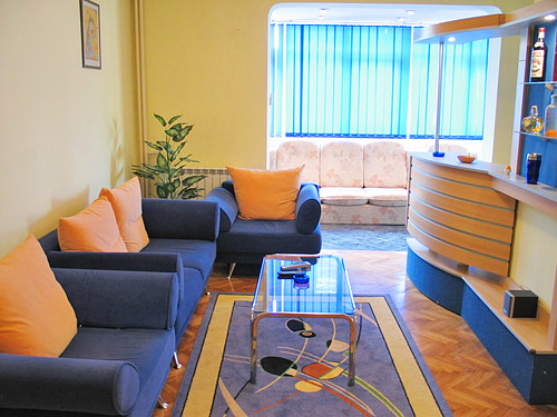 Bucharest Apartment Rossetti Square, RENTED FOR LONG TERM!!!